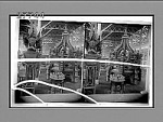 Canada's Parliament Building reproduced in grain; Palace of Agriculture. [Active no. 5843 : stereo interpositive,] 1903