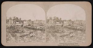 Confederate dead at Fort Robinette, Corinth