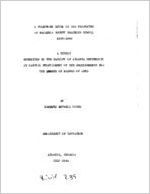 A follow-up study of the graduates of Escambia country training school 1929-1940