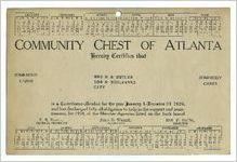 Atlanta Community Chest