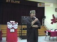 Mt. Olive ES PTA, Speaker: Dr. Asa Hilliard