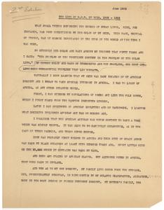 Life of W. E. B. Du Bois, 1868-1953
