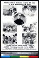 Father Aurelio Masachio and images of his mission work, Mumbai, India, ca.1970