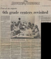 Series of six articles for the Las Vegas Review-Journal by Mary Hausch, reporting on integration of Clark County Schools, 1973