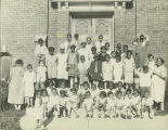 Second Baptist Church children
