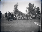 Pomona College class of 1904 women at Field Day
