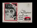 Dr. Strangelove Film Advertisement