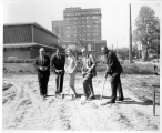 Martin Luther King, Jr. 1969: Branch Ground breaking ceremony