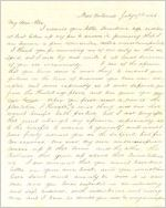 [Letter] 1850 Jul. 17 [to] Alex[ander D. Coffee] / Andrew J[ackson] Coffee : a machine readable transcription of an image
