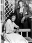 Mary Chambers and unidentified friend