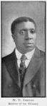 W. T. Vernon; Register of the Treasury