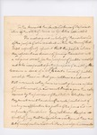 1828 Petition by Ephraim Small to incorporate the Abyssinian Religious Society
