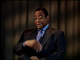 Randall Pinkston, CBS correspondent, one of first African-American news anchors, part 1