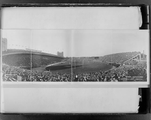 Illinois vs. Northwestern, October 22, 1927, Dyche Stadium, Evanston, Ill.