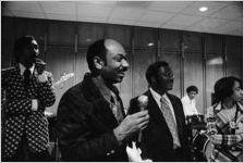 Black Police Veterans Awards Ceremony, circa 1973