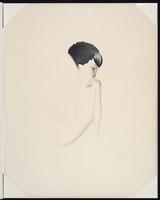 Nude negro girl