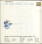 Blue Angel Jazz Club: Jazz at Pasadena '69, Volume II