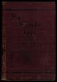 Elvira Cecelia Sheridan Badger diary, 1902