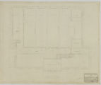 Arlington Playground Building, Balcony Floor Plan