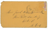1863-02-17 letter from Jacob Hasbrouck to Rowena Hasbrouck