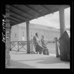Daytona Beach, Florida. February, 1943. Bethune-Cookman College, an institution of higher education for Negroes