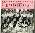 International Sweethearts of Rhythm / Hottest Women's Band of the 1940s. [Record cover and phonograph record?]