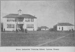 Ellers industrial training school, Lavaca County