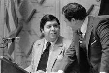 Maynard Jackson and Chuck Driebe