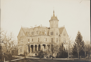 Aaron D. Williams mansion, Roxbury, Mass