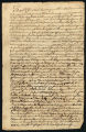 Will of Isaac Lefever, 1753