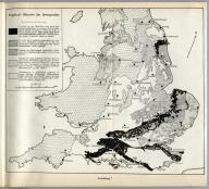 Abbildung 7. England: Ubersicht des Untergrundes Unternehmen Seelöwe (Operation Sea Lion - the Original Nazi German Plan for the Invasion of Great Britain) Fig. 7. England: Subsurface