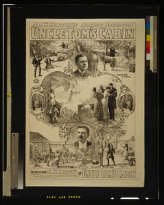 Al. W. Martin's mammoth production, Uncle Tom's cabin