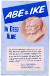 Abe & Ike: in deed alike