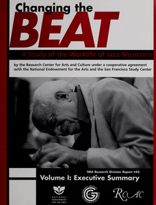 Changing the beat: a study of the worklife of jazz musicians