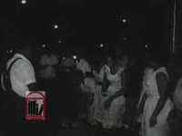 WSB-TV newsfilm clip of an unidentified white female civil rights worker describing the challenges she faces in rural southwest Georgia from Mt. Zion Baptist Church in Albany, Georgia, 1962 August 1