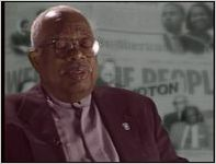 Interview with Rev. Curtis W. Harris