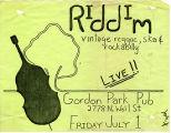 Riddim at Gordon Park Pub