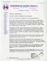Letter from Ellettt Lawrence to All Council Members and Officers