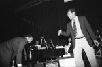 Bill Cosby & Quincy Jones, Los Angeles, 1982