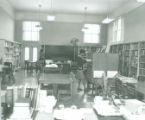 Quincy branch library, Cleveland,Ohio: interior, 1969
