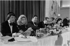Hank Aaron Dinner, circa 1973