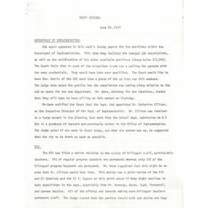 Court session, June 20, 1977