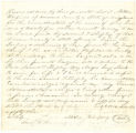 Bill of sale from Milton Warfield to Samuel L. Shipley for Negro slave named Saul