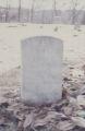 Alexandria Cemeteries Historic District: Goodner tombstone
