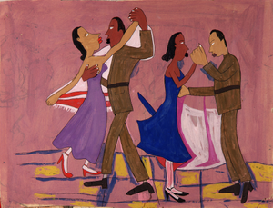 Soldiers Dancing