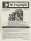 """For the People,"" Congressional Black Caucus, 1978"