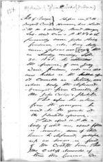 Affidavit of John Bird: Dougherty County, Georgia, 1868 Sept. 21