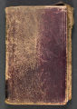 Pocket diary owned by Isaiah Goddard Hacker, a soldier in the Union Army during the American Civil War, 1864