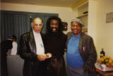 Roland Watts with two others