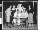 Entertainers, Los Angeles, ca. 1951/1960